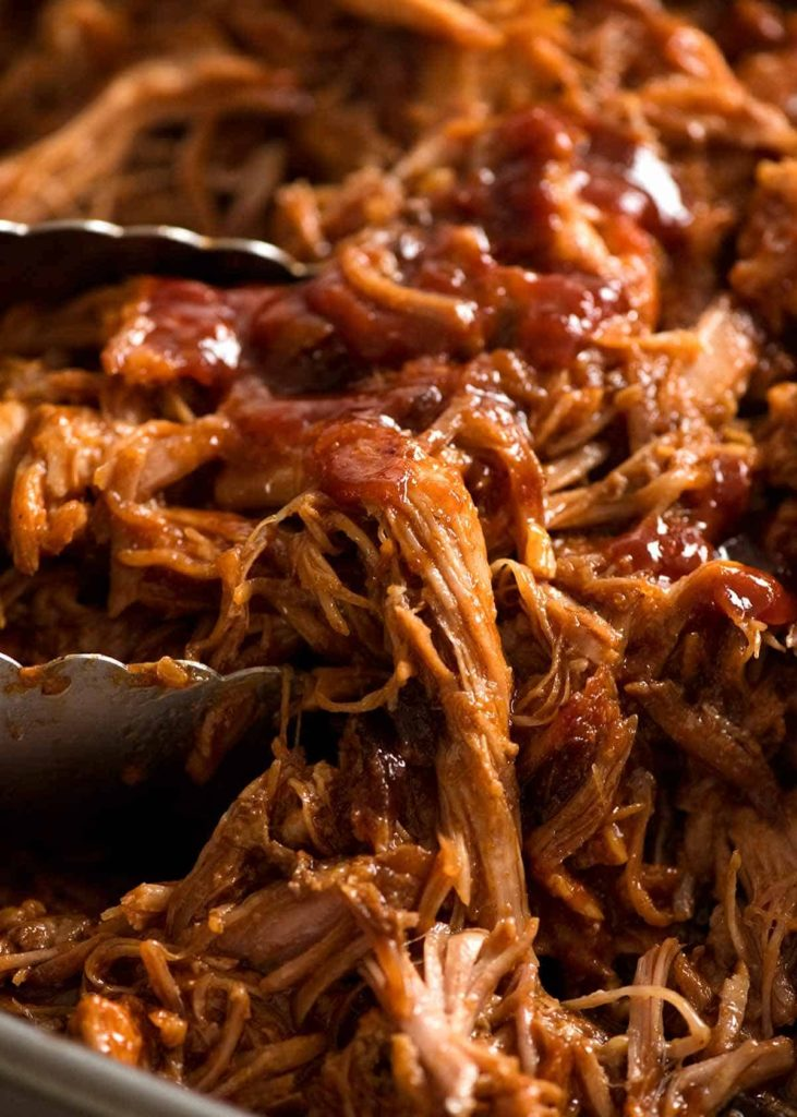 Pulled Pork Meal To Go